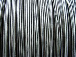 Проволока стальная рифленая ВР-1