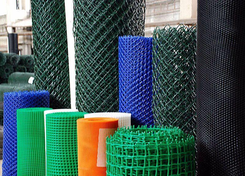 Пластиковые сетки