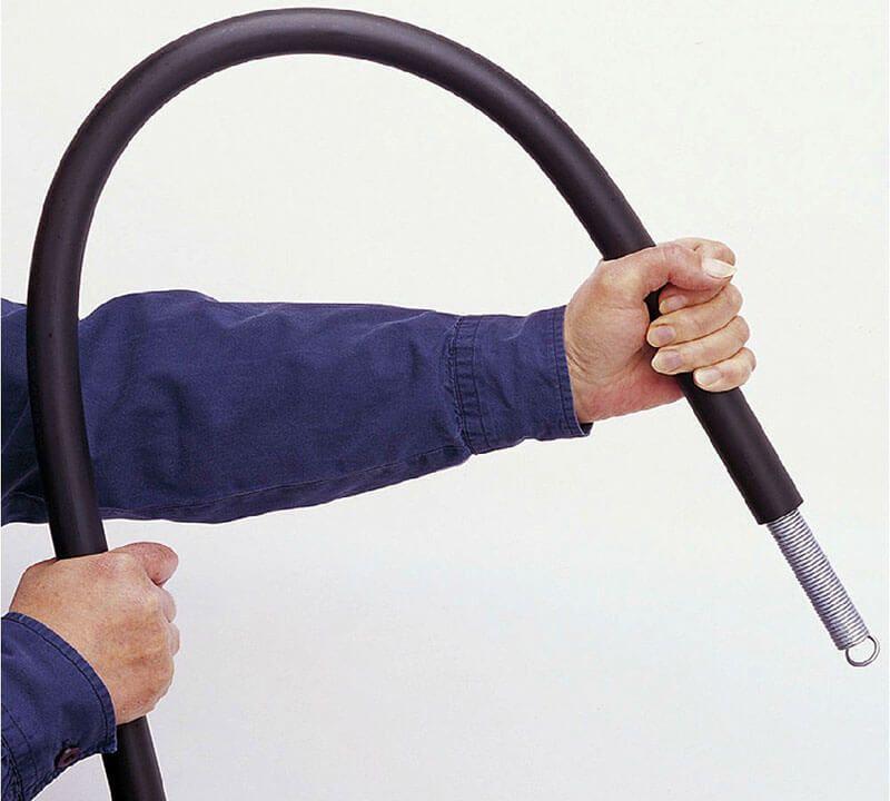 Как самому согнуть профильную трубу без трубогиба