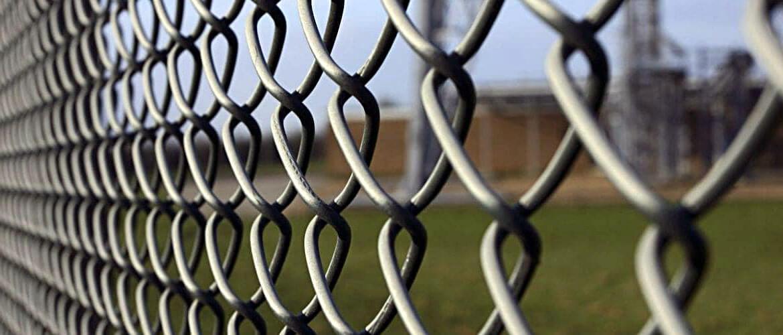 Сетка рабица оцинкованная для заборов, ограждений, клеток
